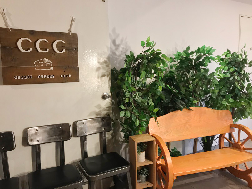 「CCC_Cheese_ Cheers_Cafe_KYOTO」さんの入り口